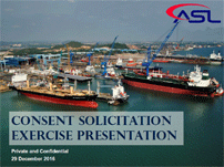 Consent solicitation exercise presentation