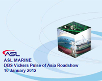 DBS Vickers Pulse of Asia Roadshow